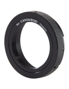 T-Ring para Cámara Canon