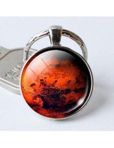 Llavero Marte
