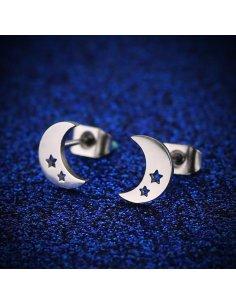 Topitos Luna con Estrellas...