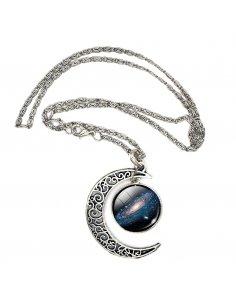 Collar Luneta Galaxia