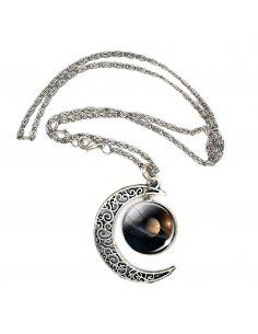 Collar Luneta Saturno