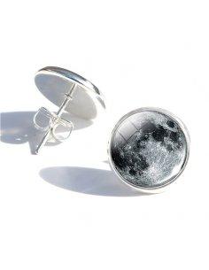 Aretes Luna