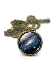 Collar Esfera Galaxia