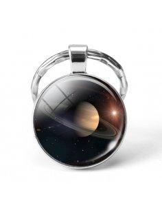 Llavero Saturno