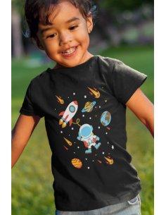 Camiseta Mini Astronauta...