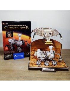 Rompecabezas 3D Rover...