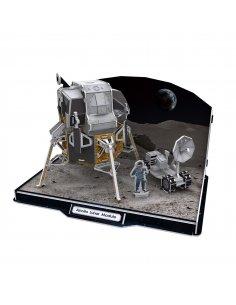Rompecabezas 3D Modulo Lunar