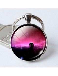 Llavero Nebulosa Cabeza de...