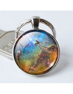 Llavero Nebulosa del Águila