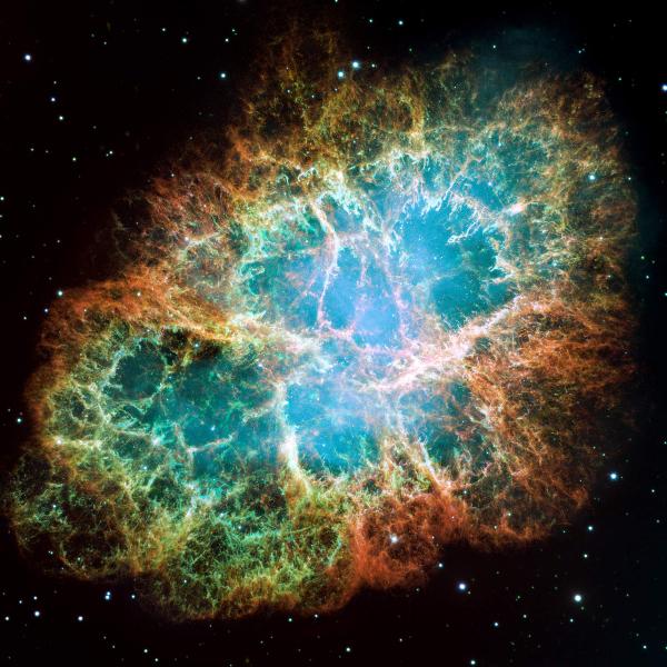 M1 -  Nebulosa del Cangrejo