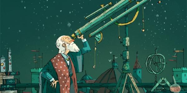 ¡Feliz cumpleaños Galileo Galilei #455